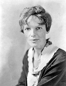 Amelia Earhart - Google Célèbre son 115ème anniversaire
