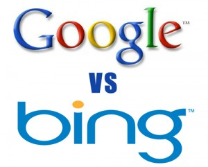 Bing et google quel est le meilleur ?